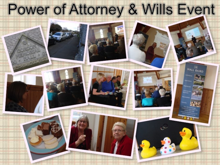 Wills,Power of Attorney,Castle Douglas,Gordon Memorial Hall